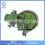sweater cuffs dial linking machine, changshu textile machinery manufacturer