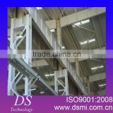 steel structure large span building for garage