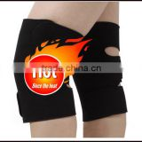 Self heating pad for knee pain