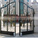 new design gate for houses, metal home gates, metal gate design, lviba electric fence gate