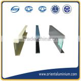 Standard Size Top- Selling Low Price Aluminum U Channel