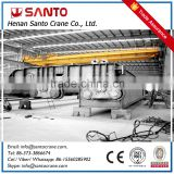 Heavy duty 30 ton electric double-girder carrier-beam overhead bridge crane price