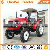 BAILI famous brand 45hp 2wd mini tractor excavator for sale