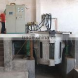 1000KG Metal Melting Furnace casting furnace for iron/steel/aluminium/brass