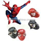 Halloween ordinary super heroes spider man hero kids toys for party festival pretend mask