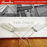 Outdoor Aluminum Fold Garment Usage and Clothes Clothing Type metal laundry rack, Electric drying rack (BLG49-1A)
