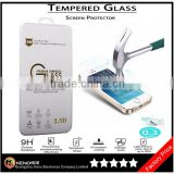 Keno Tempered Glass Screen Protector Film Toughened Membrane for iPhone 5/5C/5S