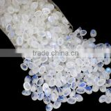 AAA Beautiful Natural White Rainbow Moonstone Cabs 5X7mm Loose Gemstone Beads Bead Cabochon Beads