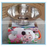 Stainless steel drawbench electric cotton candy maker