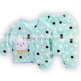 High Quality 100% Cotton Soft Wear Eco-Friendly Organic Baby Clothes