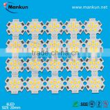 Manufacture smd 3030 LED 20mm 6led star shape small inverter printed circuit board
