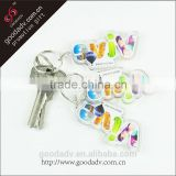 Novelty products for import acrylic keychain wholesale