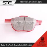 Hot selling all kinds of brake pads,geely mk spare parts,brake pad 04465-06090