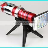 New product 2015 technology,Long Range with Tripod Stand Super 17X Telescope zoom camera lens for mobile phone