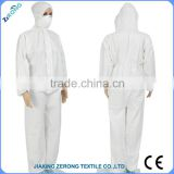 ce coverall 5 6 overall uniforms disposable nonwoven