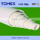 DIN standard 20mm pvc flexible conduit pipe in white color