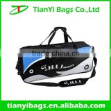 New design high quality badminton racquet bag with shoulder strap                                                                         Quality Choice