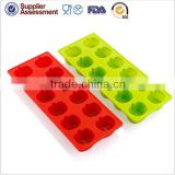 Special design silicone chocolate/ice mold,economical silicone ice maker,silicone ice pop mold