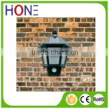 Outdoor solar sensor led wall mounted light                                                                                                         Supplier's Choice