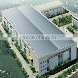 Two story warehouse low cost reused fast installed light steel structure building