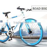 High carbon Steel frame 700C 24 speed road bicycles for sale                                                                         Quality Choice