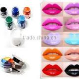 Cosmetics Beautiful Cosplay Lipstick Bright 24 colors Lip Gloss