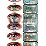 I-CODI KOREA 15.00mm cosmetics wholesale dream color contact lens