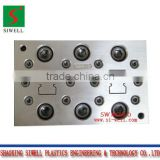 Plastic cable duct extrusion mould