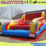 perfect model inflatable rope ladder/inflatable ladder climbing/inflatable climbing wall