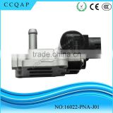 16022-PNA-J01 High performance cheaper price automatic denso idle air control valve for Japanese car