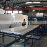 Aluminum composite panel production line/Cold Room Sandwich EPS Panel Production Line Roll Forming Machine