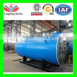 3 ton CWNS Eco Saving Fast Package Boiler Hot Water Circulating Pump Oil Fired Hot Water Boiler