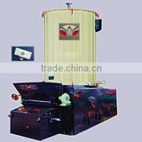 1200kw/h vertical anthracite coal fired heat transfer oil heater China thermal oil boiler