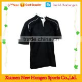 Top quality training youth rugby jersey ,custom rugby shirt