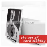 Smart RFID gift card plastic PVC card with MIFARE Classic 1K chip