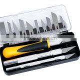 high quality hobby knife set