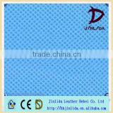 Blue 55g breathable PP spunbonded non woven fabric manufacture