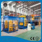 Henan Better concrete international block machines decorative wall brick stone silicon mould QT4-15