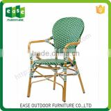 New Style Attractive Bamboo Look Aluminum Outdoor Patio Furniture