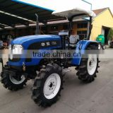 HUAXIA high quality kubota compact agricultural tractor from china
