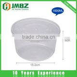 Plastic Material and Disposable,Disposable/Microwave/Eco-Friendly Feature Take Away Food Containers