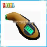 Mini digital tire pressure gauge