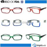 Long temple pc easy carry hang on neck old style reading glasses