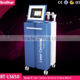 Best ultrasonic cavitation machine price! lipo Laser cavitation fat system LS650 weight loss machine
