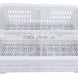 Fuhua Plastic product egg basket / egg tray / Baby chicken poultry baskets