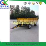 QK machinery supply flat Trailer