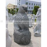nice eagle carved stone