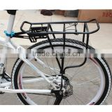Mountain bike bicycle accessories shelf V brake disc brake of bicycle