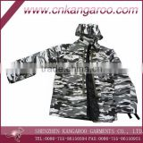 Directly factory povided military camouflage printing M65 Jacket with quilt liner; hunting quilted jacket for winter season