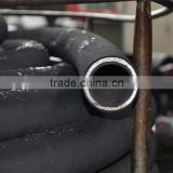 MZ 2015 high quality high pressure heat resistant industrial edpm cloth covered hydraulic compressed rubber hose pipe